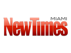 Miami New Time Logo